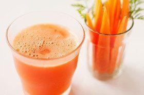 大西の健康の秘訣!にんじんジュースの驚くべき6つの効果とは?