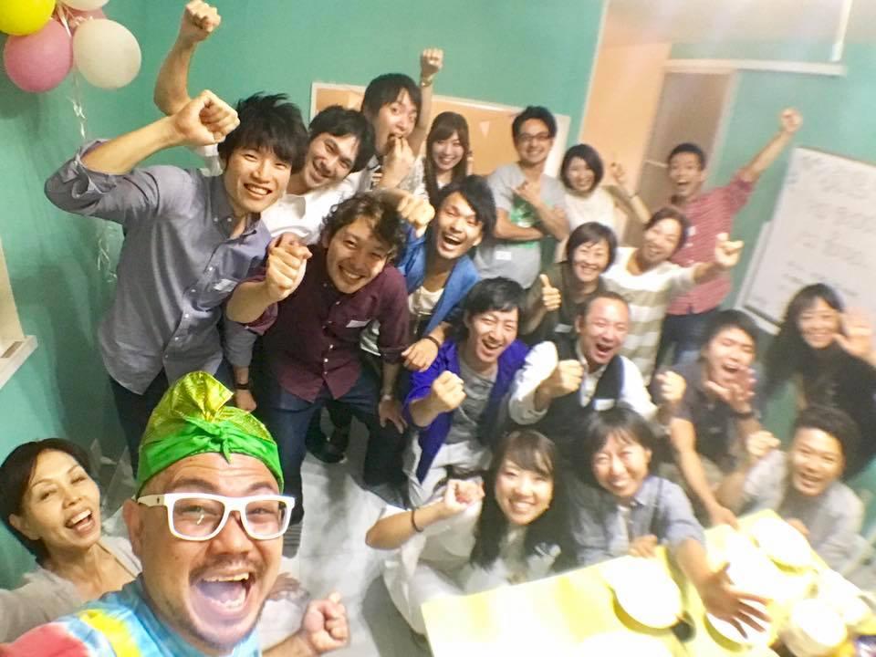 大阪シェアハウス「オモキチ」パーティー♪