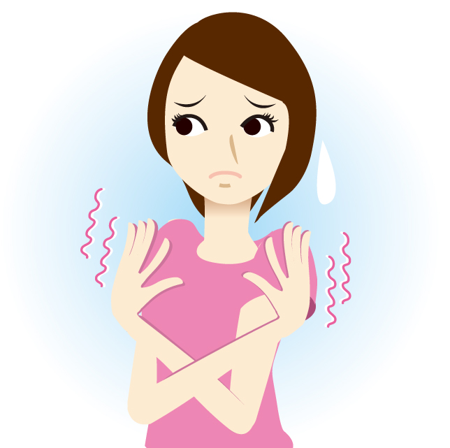 女性特有の症状の原因は〇〇にある!