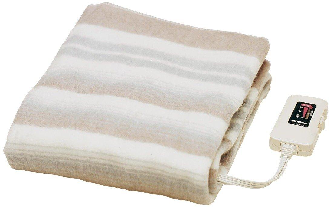 電気毛布をつけて寝ると自律神経が乱れる?