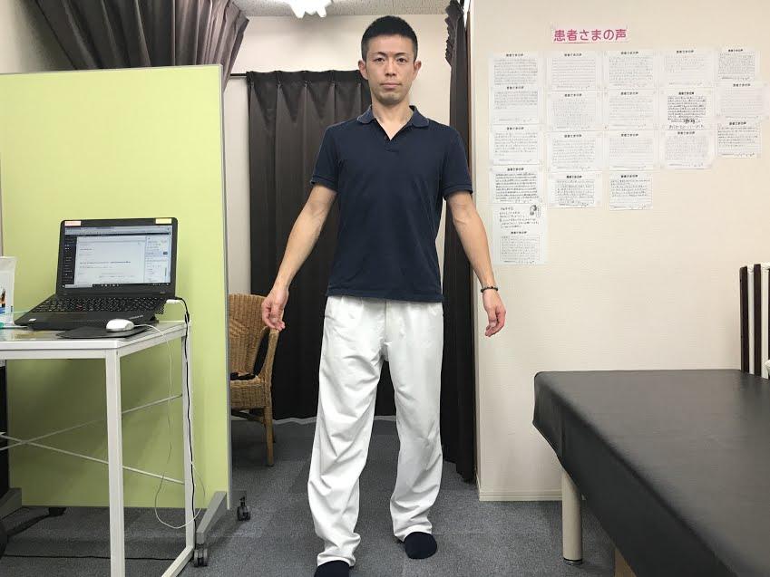 【動画あり】体に負担をかけない上手な立ち方とは?