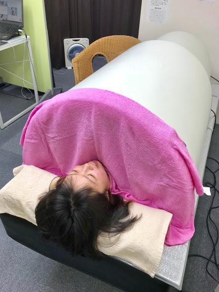 【遠赤外線ドーム併用治療】期間限定お試し残りあと2週間となりました。