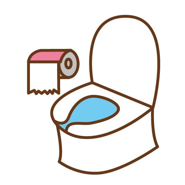 当院のトイレご使用に関してのお願い