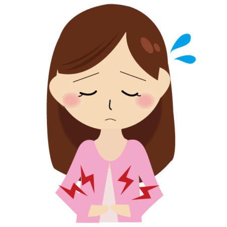 生理痛がおこる原因は○○と○○の2つにある