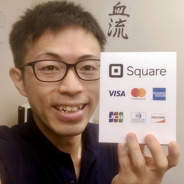 クレジットカードでのお支払いも可能となりました(^^)/