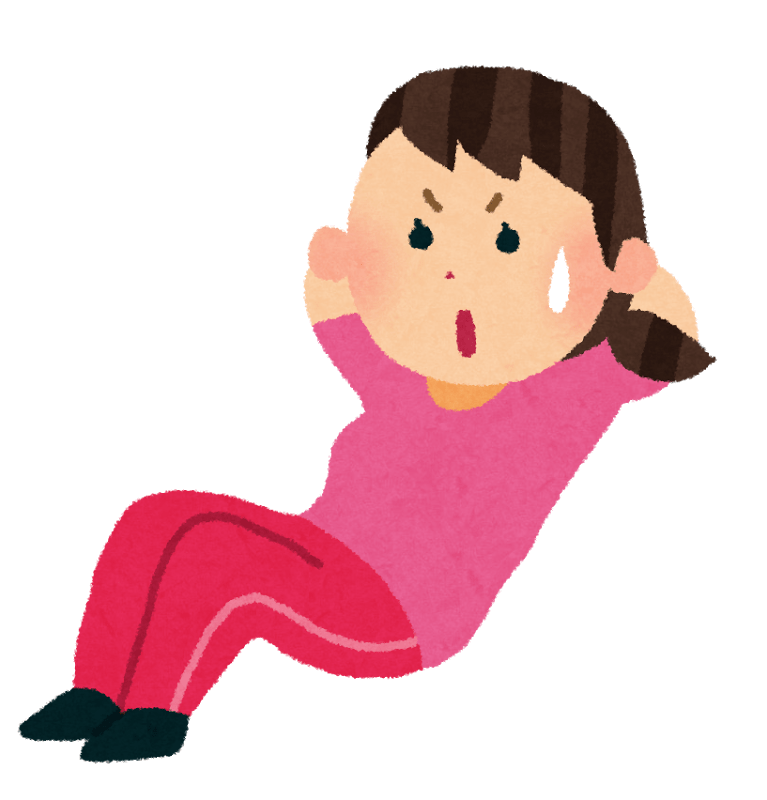 【腰痛改善】腰に負担をかけない腹筋と背筋の鍛え方